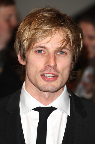 Bradley James wallpaper containing a business suit, a suit, and a double breasted suit called Bradley