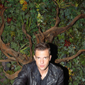 Brandon Flowers in Room 100 Magazine - the-killers photo