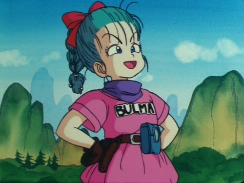 Bulma - Screenshots Episode 001