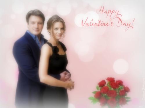 C & B Happy Valentine's hari