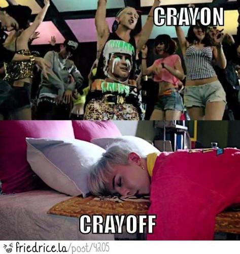 CRAYON / CRAYOFF