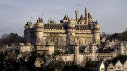 Camelot istana, castle