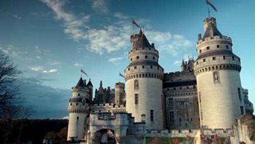 Camelot castelo