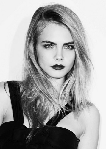 Cara Delevingne Обои with a portrait titled Caraツ