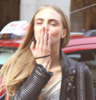 Cara Delevingne фото containing a hip boot called Caraツ