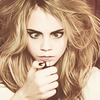 Cara Delevingne фото with a portrait titled Caraツ