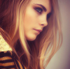Cara Delevingne фото containing a portrait titled Caraツ