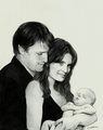 Caskett *-* - castle fan art