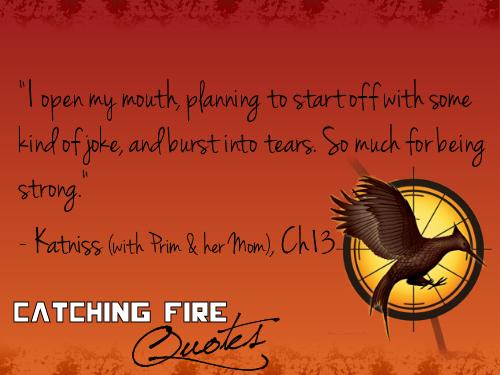 Catching огонь Цитаты 101-120