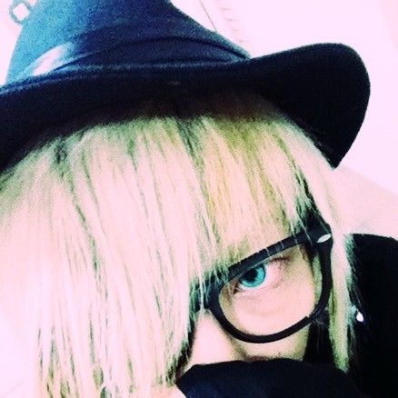 Nocturnal Bloodlust wallpaper containing a fedora and a snap brim hat called Cazqui