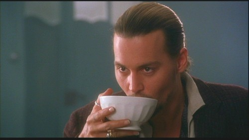 Chocolat~Johnny Depp