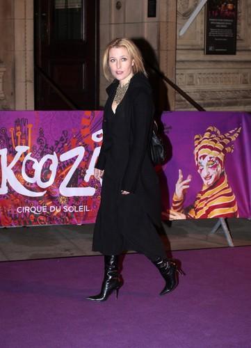 Cirque Du Soleil's Kooza opening night in London 2013