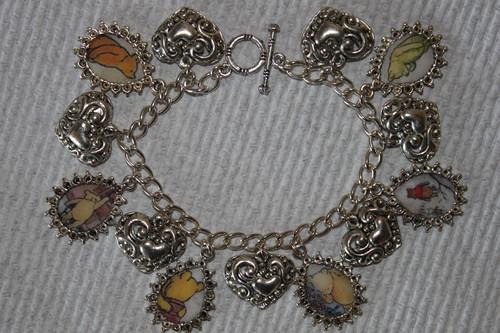 Classic Winnie the Pooh bracelet