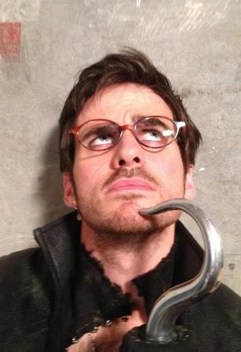 Colin O'donoghue - Captain Hook?