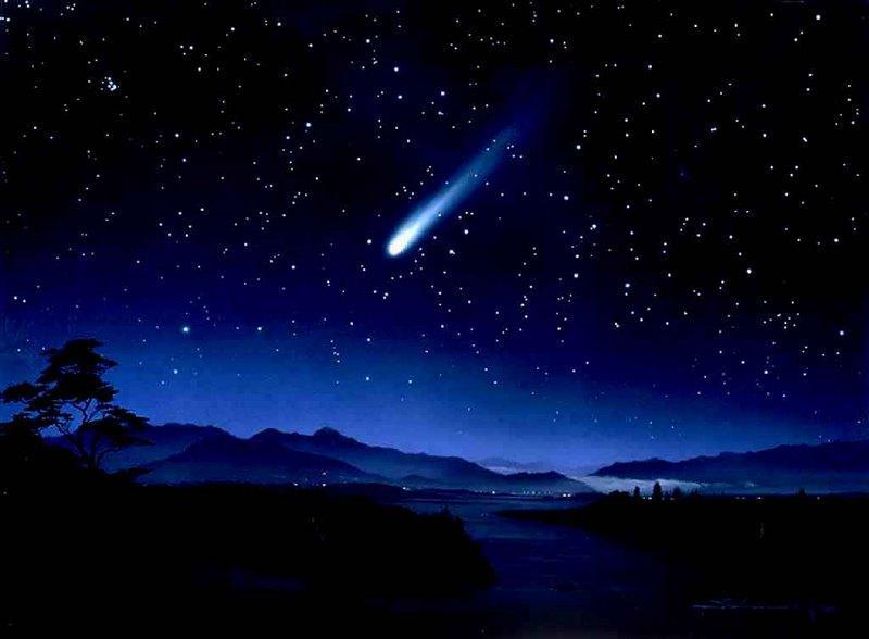 Comet wallpaper