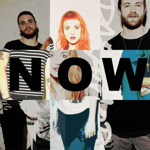 COVER Artwork for 'Now'