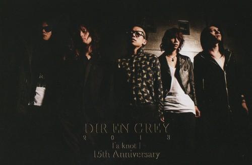 DIR EN GREY - 「a knot」15th anniversary