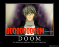 DOOM - junjou-romantica fan art