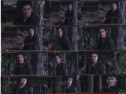 Damon Salvatore -Personalized Message
