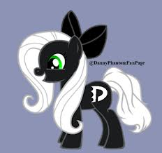 Danny and My Little poni, pony combined