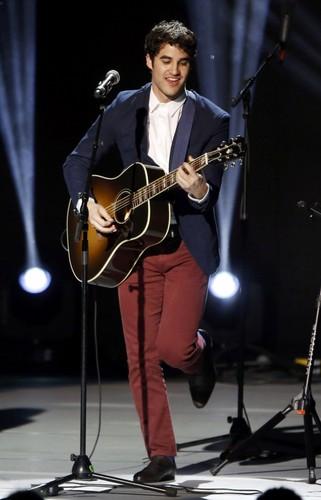 Darren Criss Kids Inaugural konsert 2013
