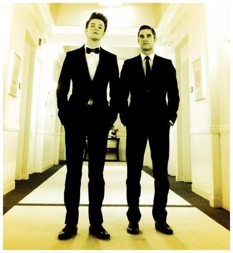 Darren and Chris
