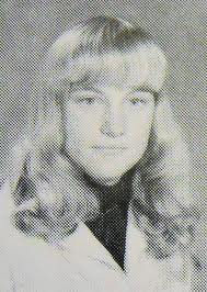 Debbie's High School Yearbook fotografia