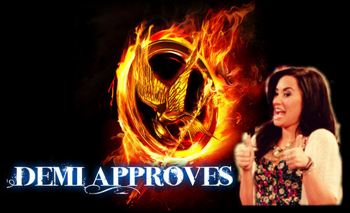 Demi Approves THG