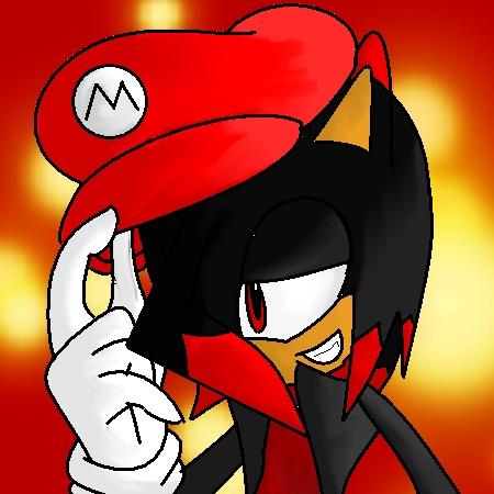 Diomedes Darkness- Mario Hat~