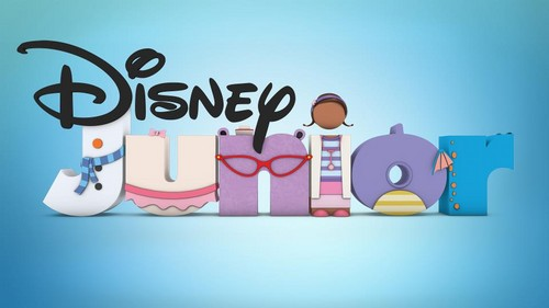 disney Junior Logo - Doc McStuffins Variation