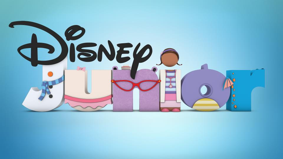 Disney Junior Logo - Doc McStuffins Variation
