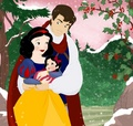 Disney Princess Families by: Grodansnagel