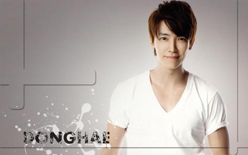 Donghae walllpaper~♥