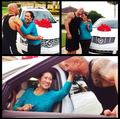 Dwayne buys a car for his Mother <3 - dwayne-the-rock-johnson photo