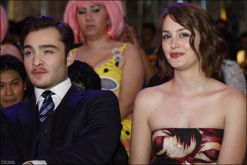 Ed and Leighton in Thailand HQ foto's