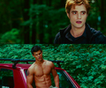 Edward&Jacob - twilight-series photo