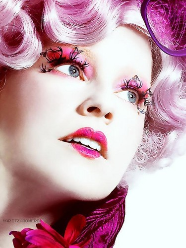 The Hunger Games wallpaper titled Effie