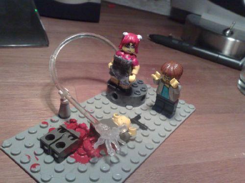 Eflen Lied LEGO