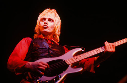 Benjamin Orr Of The Cars Images Electric Angel Rock