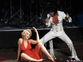 Elvis Presley & Marilyn - elvis-presley photo