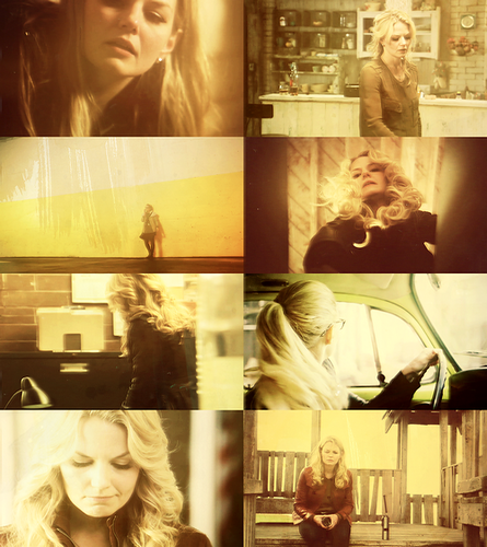 Emma Swan — yellow