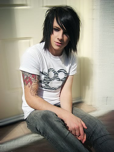 Emo wallpaper titled Emo Boy