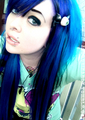 Emo scene girl Jacqueinabox - emo-girls photo