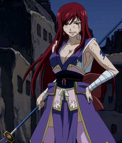 Erza and Друзья :)
