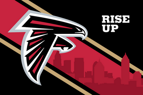 Falcons rise up