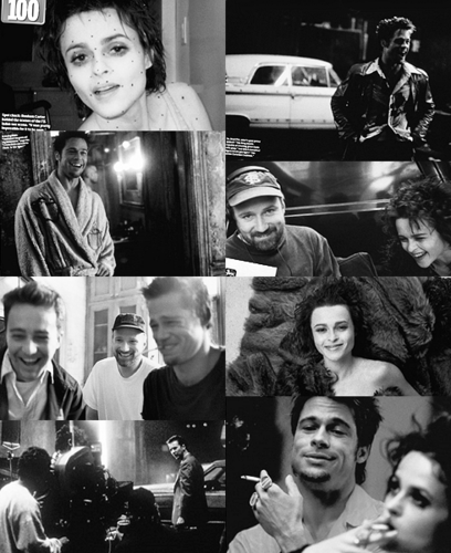 Fight Club behind the scenes