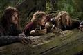 Fili, Kili and Bilbo