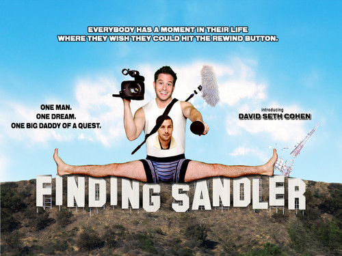 Finding Adam Sandler