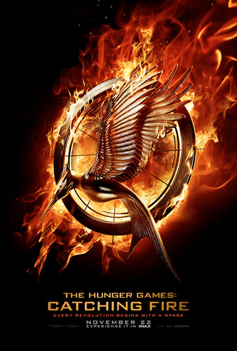 First Official Teaser Poster for Catching Fire - the-hunger-games Photo