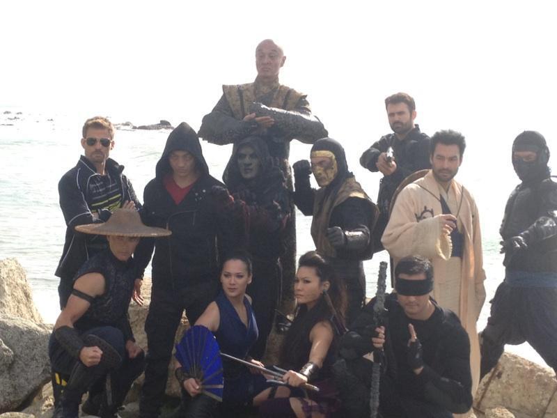Mortal Kombat First cast image from Mortal Kombat Legacy season 2Mortal Kombat Legacy Season 2 Poster